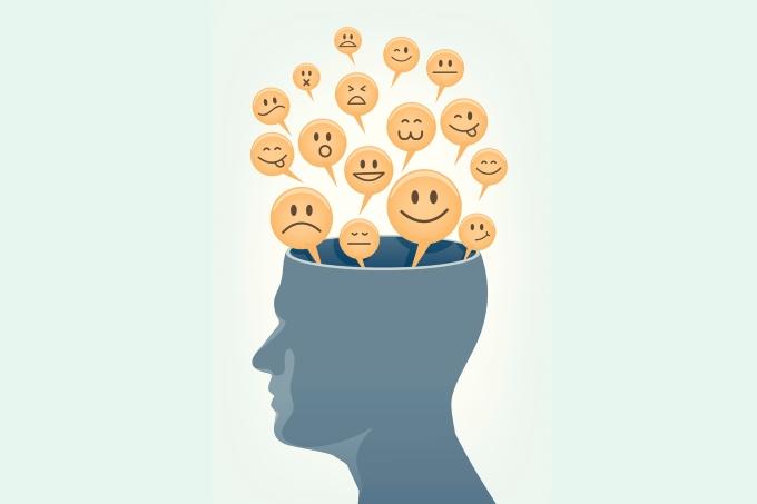 эмоции в голове