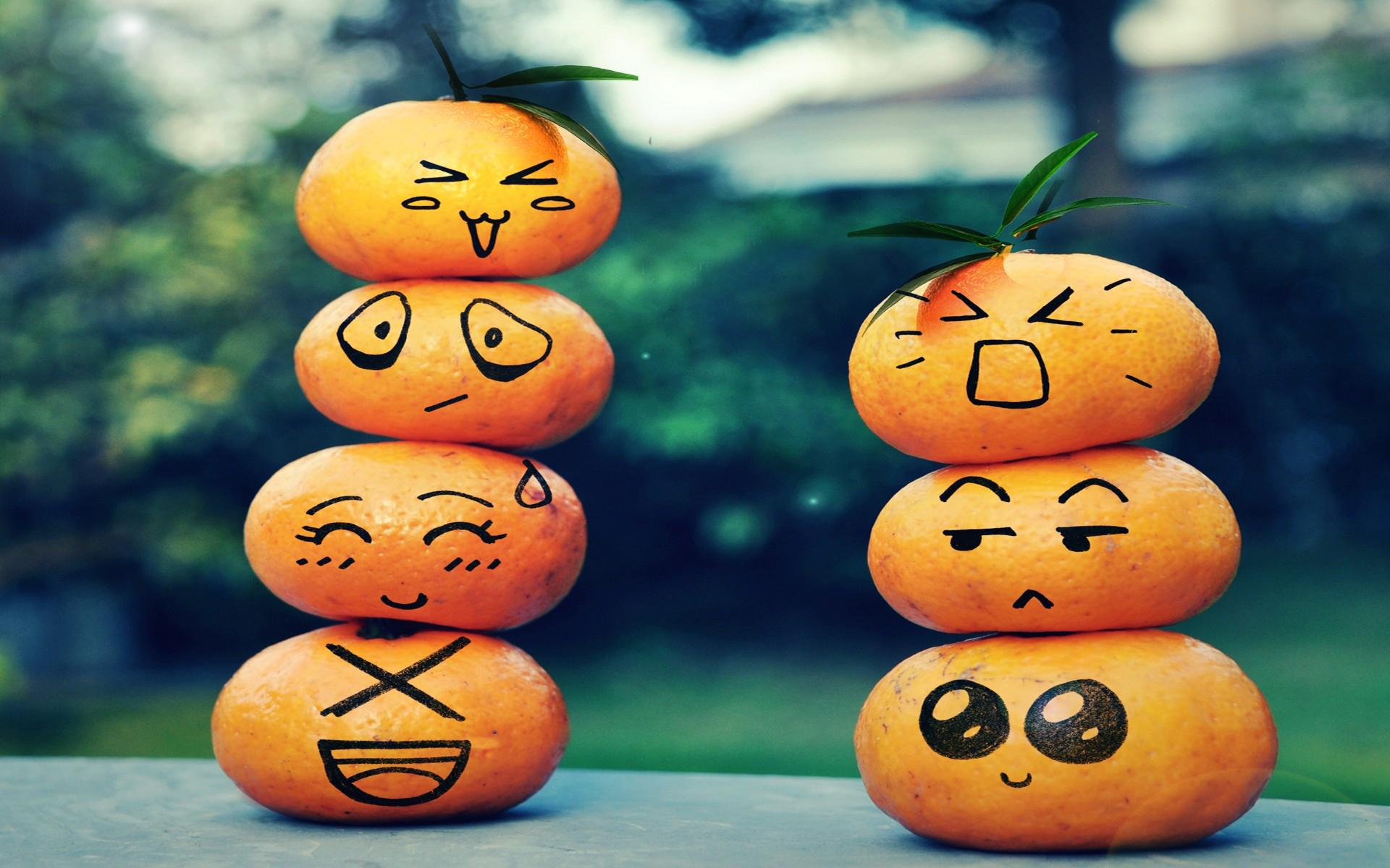 мандариновые эмоции