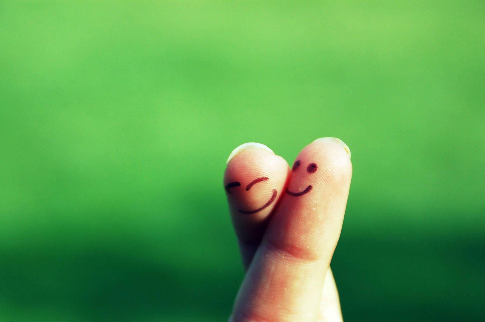 веселые пальцы