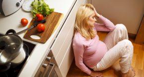 депрессия у беременной