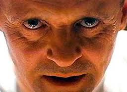"""Пример психопатической личности. Кадр из фильма """"Молчание ягнят""""."""