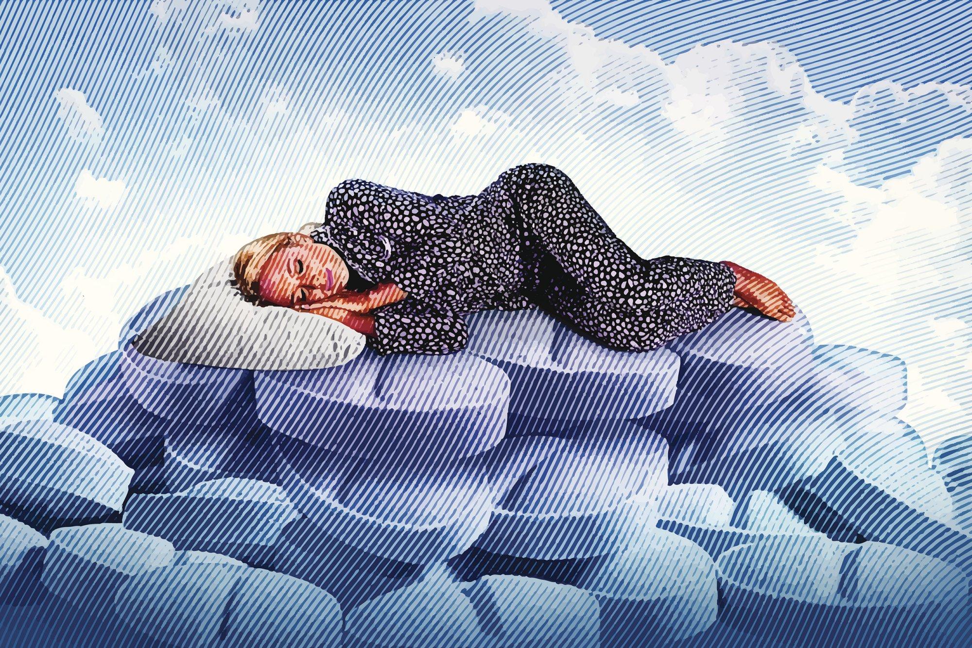сон на таблетках