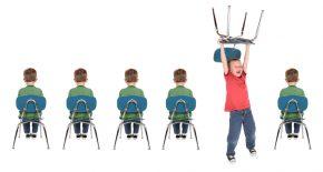 Нестандартное поведение ребенка
