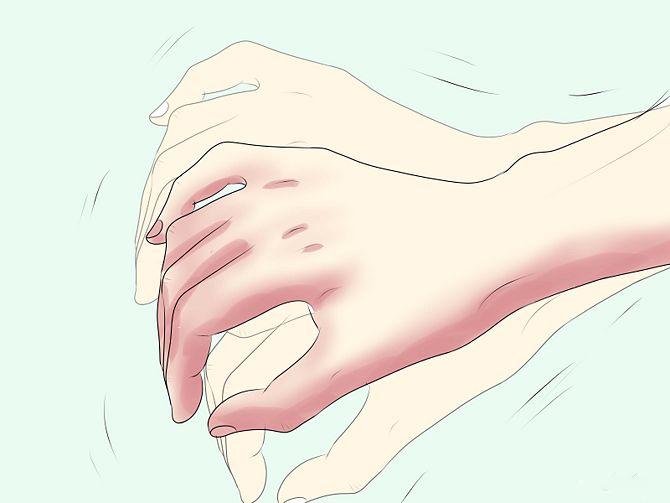 Ответы@MailRu: почему трясутся руки?