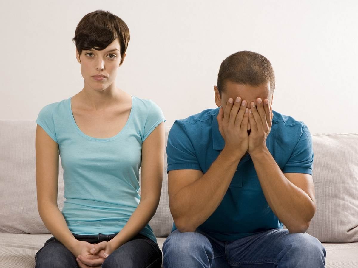 Депрессия у родителей