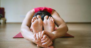 Йога для лечения склероза