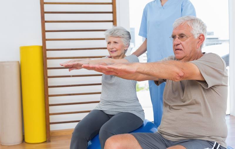Упражнения от деменции